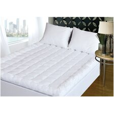 233 Thread Count Cotton Fiber Bed