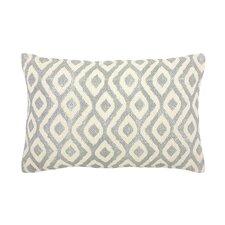 Island Dreams Silk Lumbar Pillow
