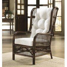 Bora Bora Wingback Chair with Cushion