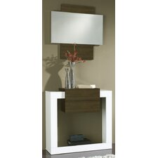 Derby Entrance & Mirror Unit (Set of 2)