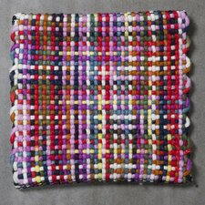 Teppich Wooldots in Candy