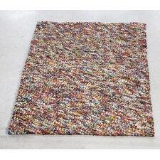 Teppich Pixel in Bunt