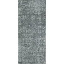 Wohnteppich Vintage Silky in Grau
