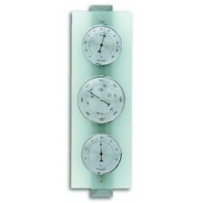 Modern Column Glass Barometer
