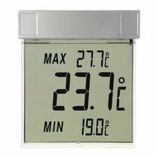 Vision Digital Window Thermometer