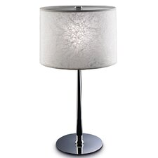 """Soul 21"""" H Table Lamp with Drum Shade"""