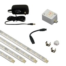 Sleek Plus LED Slim Stix Linkable Light Kit