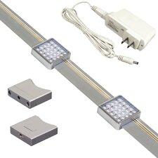 Orionis 2 Light LED Track Lighting Kit