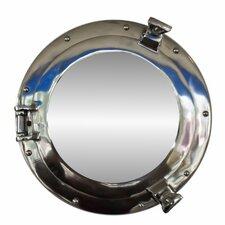 Deluxe Class Chrome Porthole Mirror