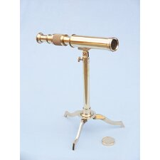 Floor Standing Decorative Telescope