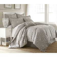 Kate 8 Piece Comforter Set