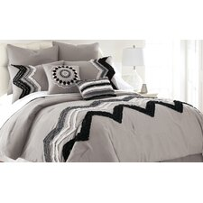 Kira Embellished 8 Piece Comforter Set