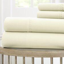 1000 Thread Count 4 Piece Egyptian Quality Cotton Sheet Set