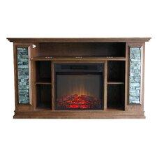 Boston Stone Electric Fireplace Insert