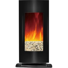 Novelle Wall Mount Electric Fireplace