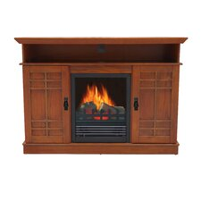 Augusta TV Stand with Electric Fireplace
