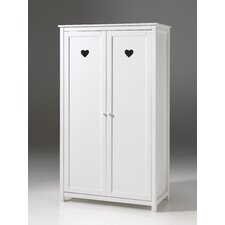 Kleiderschrank Amori mit 2 Türen