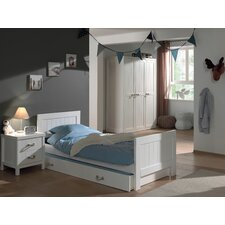 Lewis 4 Piece Bedroom Set