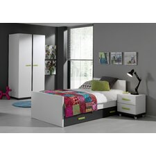 Nixon 4 Piece Bedroom Set