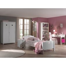 5-tlg. Schlafzimmer-Set Amori