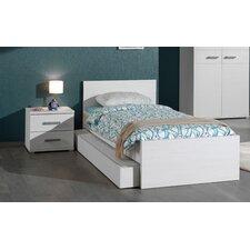 3-tlg. Schlafzimmer-Set Sofie, 90 x 200 cm