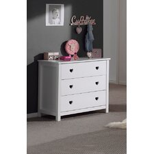 Amori 4 Draw Chest of Drawers