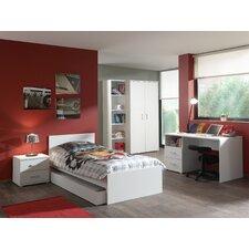 5-tlg. Schlafzimmer-Set Milan