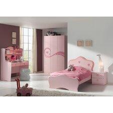 4-tlg. Schlafzimmer-Set Lizzy
