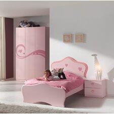 3-tlg. Schlafzimmer-Set Lizzy