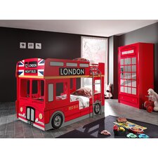 2-tlg. Schlafzimmer-Set London
