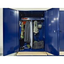 Patriot Welded Double Door Duty Locker