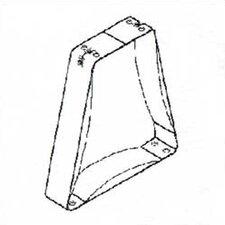 Bench Pedestals - Stainless Steel Pedestal