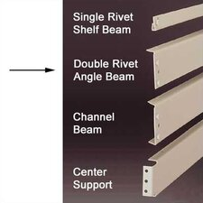 RivetRite Parts - Standard Double Rivet Angle Beams (Set of 2)
