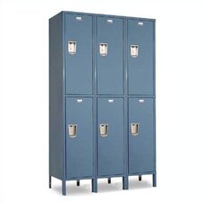 Vanguard 2 Tier 3 Wide Locker