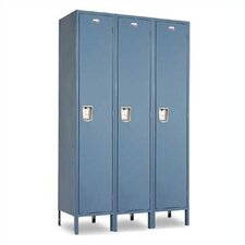 Vanguard  1 Tier, 3 Wide Locker