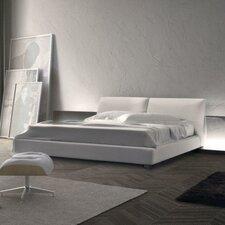 Vintage K Upholstered Platform Bed