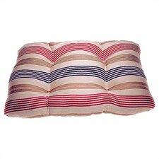 Rectangular Tufted Dog Pillow
