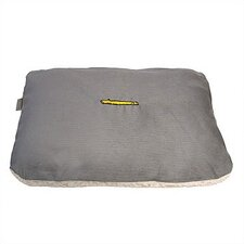 Corduroy and Sherpa Rectangular Pet Bed Cover