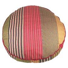 Oxford Stripe Round Dog Pillow