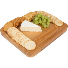 Bamboo Cheese Cheese Tray