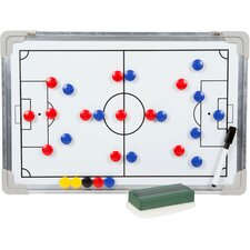 Sport Magnetic Whiteboard, 1' H x 1' W