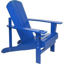 Fir Wood Adirondack Chair