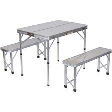3 Piece Picnic Table Set
