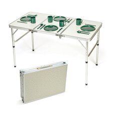 "47.2"" Rectangular Folding Table"