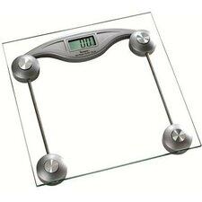 Square Glass Digital Electronic Bathroom Scale
