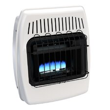 10,000 BTU Wall Mounted Natural Gas Manual Vent-Free Heater