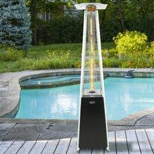 42,000 BTU Pyramid Flame Propane Patio Heater