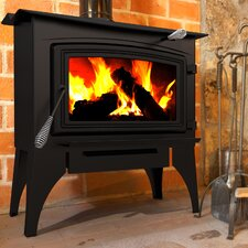 Pleasant Hearth Wood Burning Fireplace