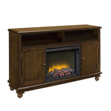 Pearson Media Cabinet Electric Fireplace