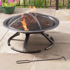 Grab 'N Go Wood Burning Fire Pit